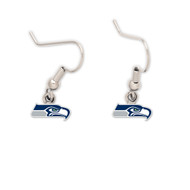 Seattle Seahawks Dangle Earrings NFL