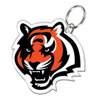 Cincinnati Bengals Acrylic Keychain