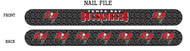 Tampa Bay Buccaneers Nail File