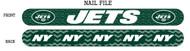 New York Jets Nail File