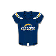 San Diego Chargers Team Jersey Cloisonne Pin