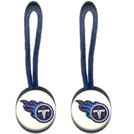 Tennessee Titans Zipper Pull (2-Pack)