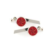 True Love Safety Whistle Keychain