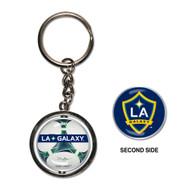 LA Galaxy Spinner Keychain (WC)