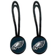 Philadelphia Eagles Zipper Pull (2-Pack)