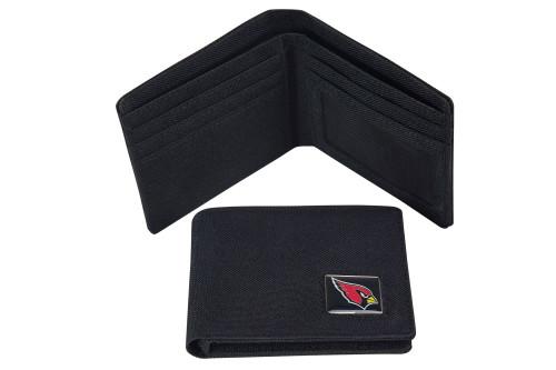 Arizona Cardinals Nylon RFID Travel Wallet