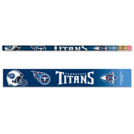 Tennessee Titans Pencils - Pack of Six (6)