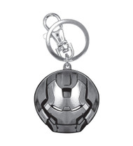 Hulkbuster Pewter Keychain