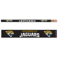 Jacksonville Jaguars Pencils - Pack of Six (6)
