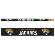 Jacksonville Jaguars Pencils - Pack of Six (6)