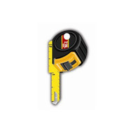 Tape Measure Schlage SC1 House Key