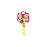 Princess Schlage SC1 House Key Disney