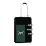 New York Jets Luggage Security Lock TSA Approved