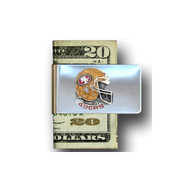 San Francisco 49ers Pewter Emblem Money Clip