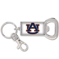 Auburn University Bottle Opener Metal Keychain (WC)