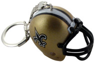 New Orleans Saints Helmet Keychain