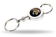 Jacksonville Jaguars Quick Release Valet Keychain