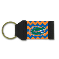University Of Florida Chevron Keychain