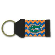 University Of Florida Chevron Keychain