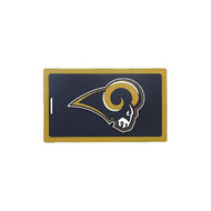Los Angeles Rams Luggage Tag