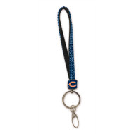 Chicago Bears Bling Keystrap Keychain