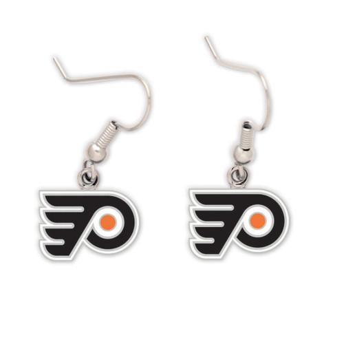 Philadelphia Flyers Dangle Earrings