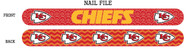 Kansas City Chiefs Nail File