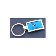Tennessee Titans Curved Key Chain