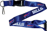 Buffalo Bills Lanyard Keychain