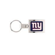 New York Giants Domed Metal Key Chain