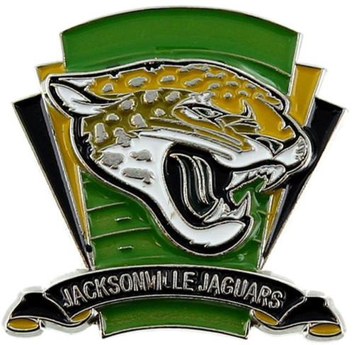 Jacksonville Jaguars Logo Field Lapel Pin