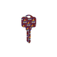 Phoenix Suns Schlage SC1 Key