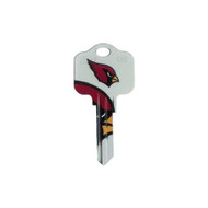 Arizona Cardinals Schlage SC1 House Key