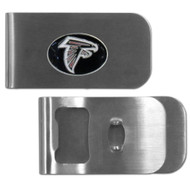 Atlanta Falcons Money Clip Bottle Opener