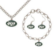 New York Jets Jewelry Gift Set