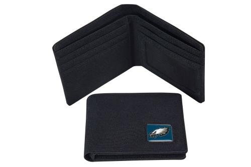 Philadelphia Eagles Nylon RFID Travel Wallet