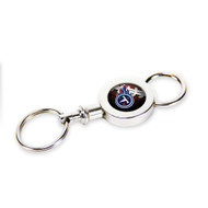 Tennessee Titans Quick Release Valet Keychain
