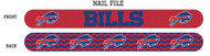 Buffalo Bills Nail File