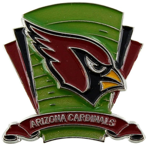Arizona Cardinals Logo Field Lapel Pin