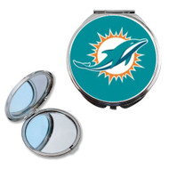Miami Dolphins Compact Mirror