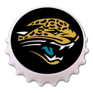 Jacksonville Jaguars Bottle Cap Magnet Bottle Opener