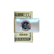 Houston Texans Pewter Emblem Money Clip