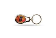 Portland Trail Blazers Oval Keychain