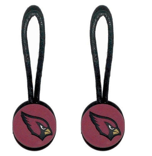 Arizona Cardinals Zipper Pull (2-Pack)
