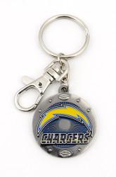 San Diego Chargers Impact Keychain