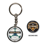 Houston Dynamo Spinner Keychain (WC)