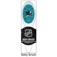 San Jose Sharks Baby Brush