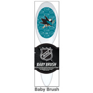 San Jose Sharks Baby Brush