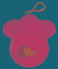 Littlest Pet Shop Coin Keeper Keychain