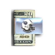 Tennessee Titans Pewter Emblem Money Clip